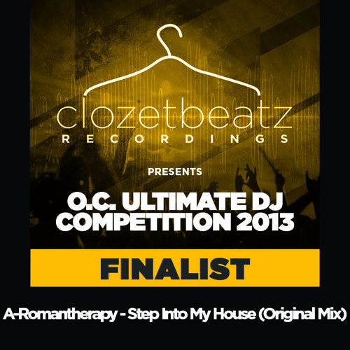 A-Romantherapy - Step Into My House (Original Mix)