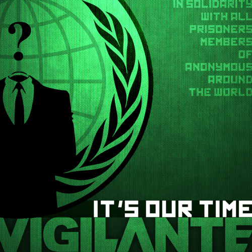 Vigilante - It's Our Time #INDUSTEP