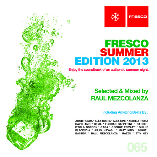 FRE065 - 13.Raul Mezcolanza - Who´s Winnig(snippet)
