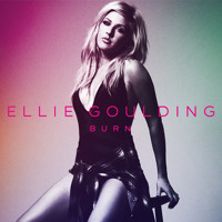 Ellie Goulding Burn Artwork