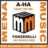 A-ha take on me -Fonzerelli Nu Disco Mix CLIP (official)(menamusic.com)
