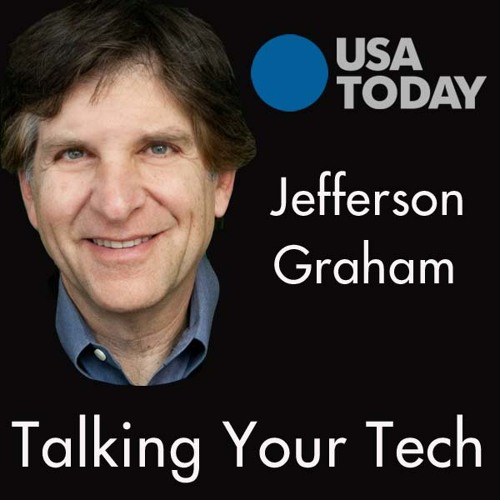 Gayle King on USA TODAY's Talking Your Tech with Jefferson Graham