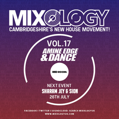 Mixology MixTape Vol.17 - Amine Edge & DANCE
