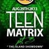 TEEN MATRIX PRT3 MIXX BY YE RICHIEEE
