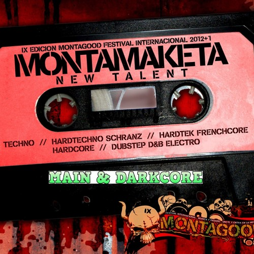 UnNaMeD live!! @ MONTAMAKETA 2013 ##MAINSTREAM - DARKCORE## (Montagood Festival 2013)