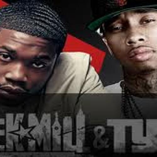 Meek Mill & Tyga Versace (Freestyle) Remix