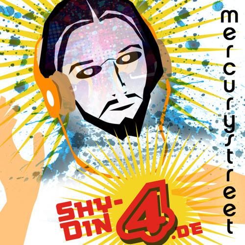 DJ Shy-Din4.de LIVE at Mercury Street