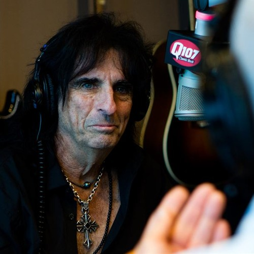 Alice Cooper Rockstar Record Party pt 3 - Kim Mitchell 07/03/13