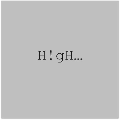 Ruby Blu* - H!gH