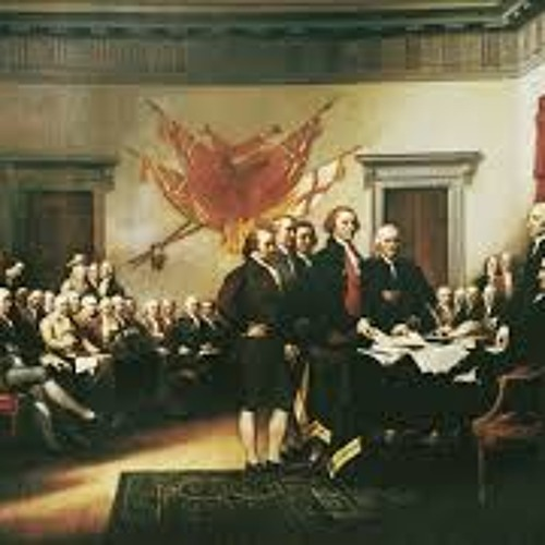 Excerpt from The Declaration of Independence 1776 (Diane Havens)