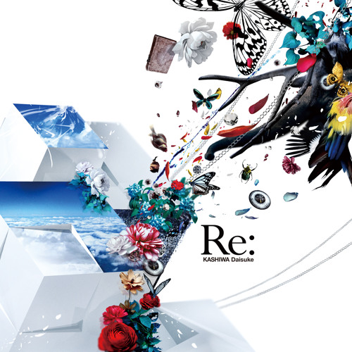 "KASHIWA Daisuke - deepblue (12""edit) (from ""Re:"")"