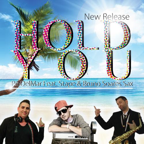 Djpiridelmar Feat. Bruno Soares Sax e Stape - Hold You (Radio Edit)