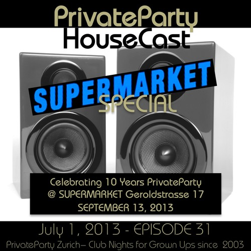 PrivateParty HouseCast SUPERMARKET Special - PREVIEW