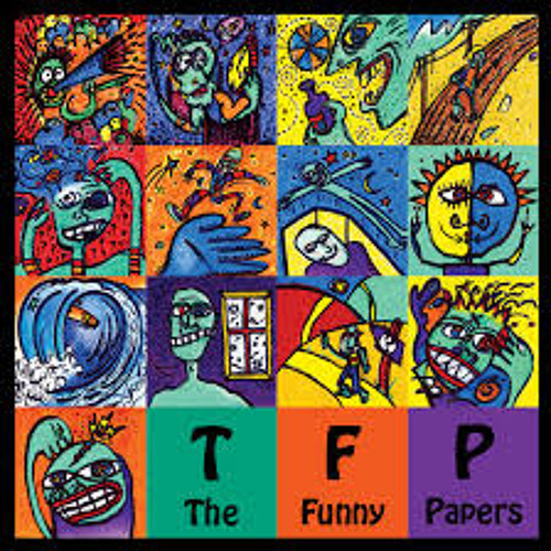 Funny Papers (Prd By The Pineears)
