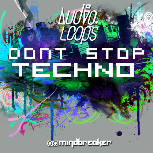 Dont Stop techno - Mindbreaker