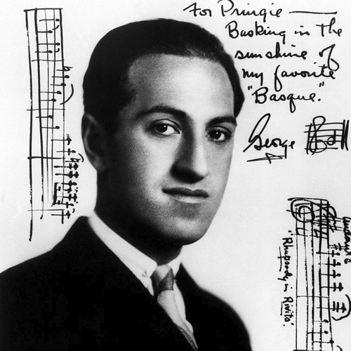 """1973 Tribute to George Gershwin on PBS, Announcer - """"Concerto in F,"""" Rock Oakeson, soloist"""