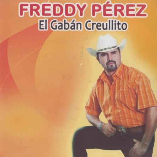 Fredy Perez - El gaban creullito