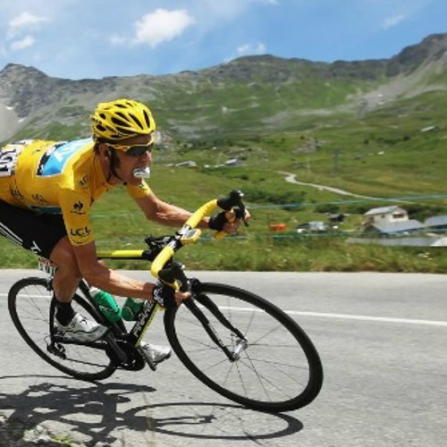 Have you given up on 'Le Tour'?
