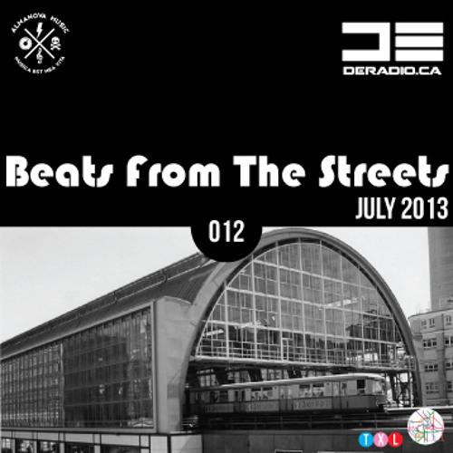 BFTS012 July 2013 DJ Spiltmilk
