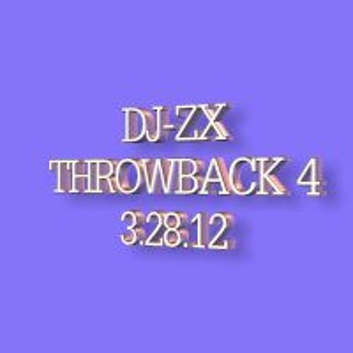 DJ-ZX # 96 THROWBACK 4 (3.28.12)