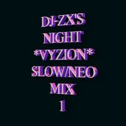 DJ-ZX # 86 2012 NIGHT NEO MIX
