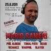 Warm Up Hardtechno Provincie 7 @ Faval Music Circus Brno, Czech Republic 25.6.2011