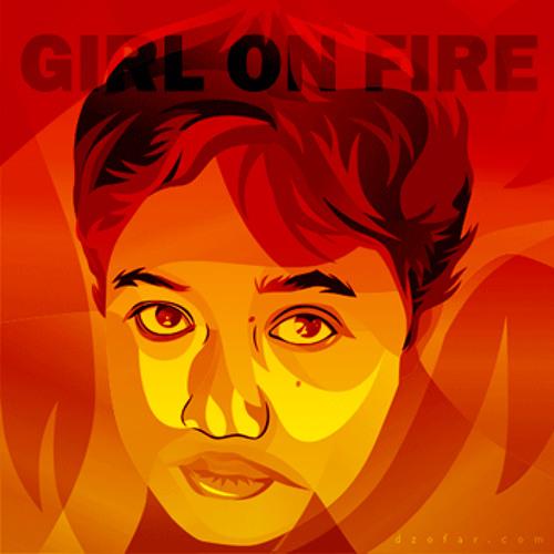 Girl On Fire (Chorus Only) - ndop