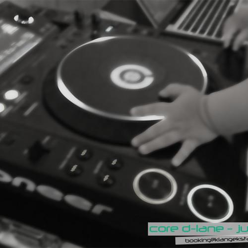 Core D-Lane - July Mix 2013