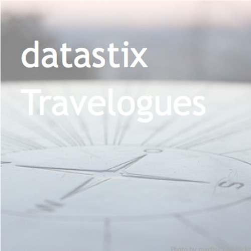 Datastix - Travelogues - Juli 2013