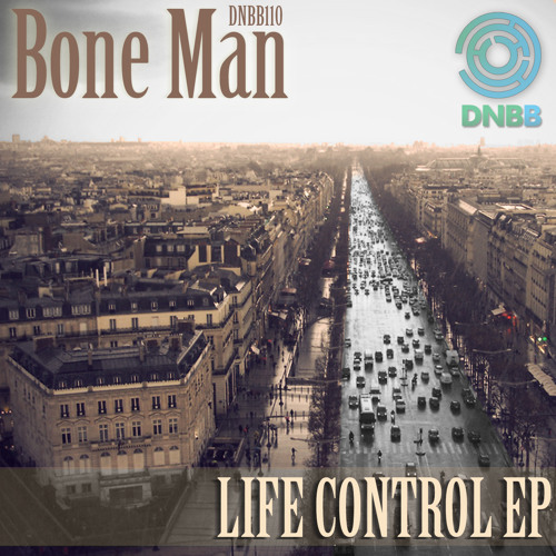 Bone Man - Beat Generation (EP OUT NOW DNBB RECORDINGS)