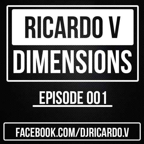 Dimensions #001 (Guestmix by David Feltzer)