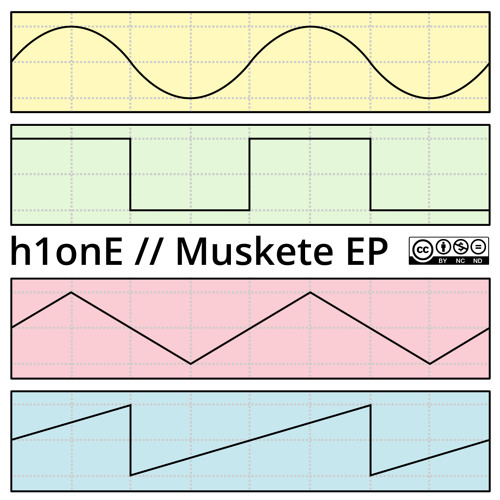 SKNET01 - 02 - h1onE - Muskete EP - leck mein Arsch