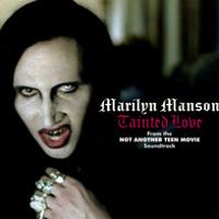 Marilyn Manson - Personal Jesus Artwork