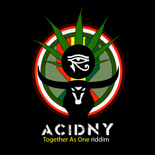 ACIDNY soundsystem : Together As One riddim