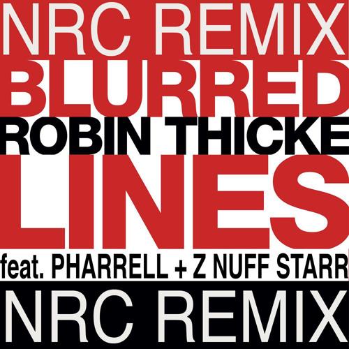 Blurred Lines (NRC Remix) feat. Z Nuff Starr