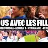 Moussier Tombola, Admiral T, Myriam Abel, Perle Lama - Tous Avec Les Filles