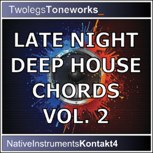 Late Night Deep House Chords Vol. 2 demo
