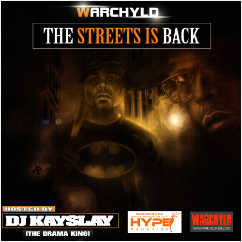 Warchyld  The Streets Is Back feat Capone & Billy Danze of M.O.P