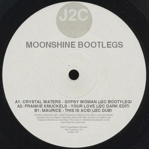 Crystal Waters - Gypsy Woman (J2C Bootyleg)