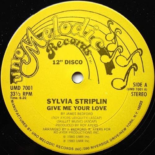 """""""You Can't Turn Me Away""""  by Sylvia Striplin... Dj Denis Dig It DeepEdit"""