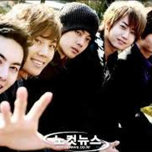 SS501 Let Me Be The One Khj.