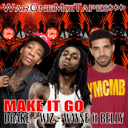 Drake+Wiz Khalifa+Lil Wayne - Make It Go (Ozhora Miyagi)