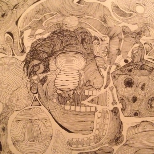 Captains log - star date - 7/5/13 - in da stoodio ! New album - A Thousand Faces