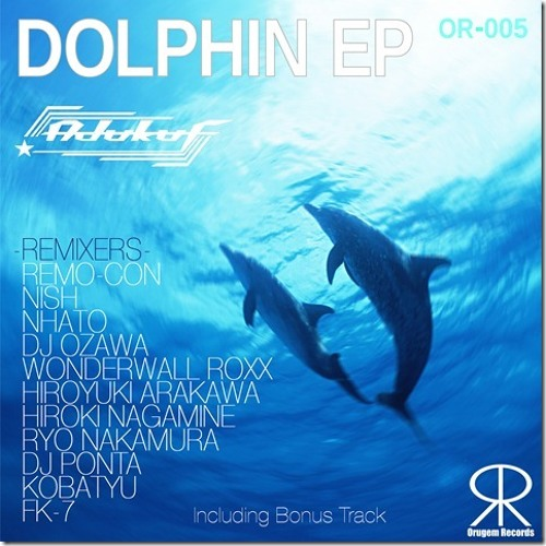 adukuf - Dolphin (Nish Remix Side.A)