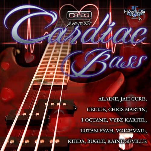 Jerry Fiyah Cardiac Bass Riddim Mix