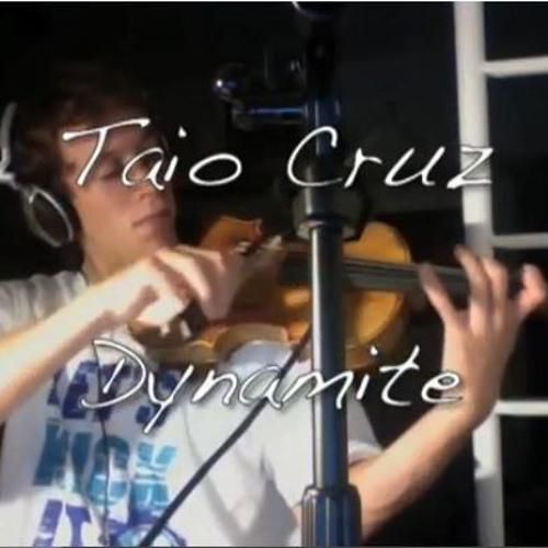 Lılı ( Taio Cruz - Dynamite - ♥ - Violin Cover) Ilılı ♫
