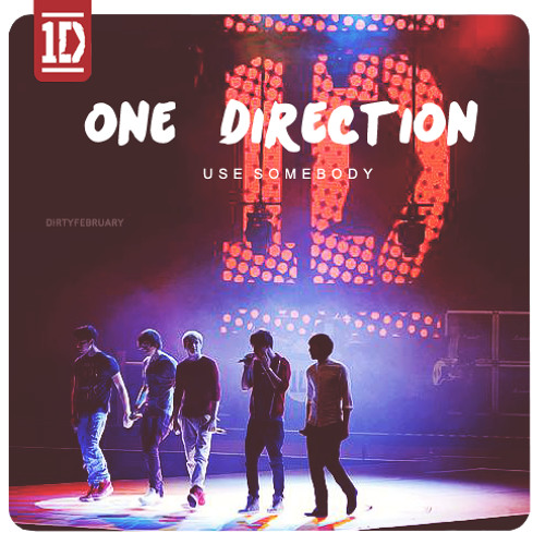 One Direction-Use Somebody (cover)