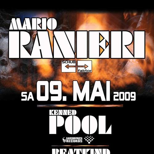 Club Strobe Munich, Germany 9.5.2009