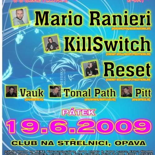 Club Na Strelnici Opava, Czech Republic 19.6.2009