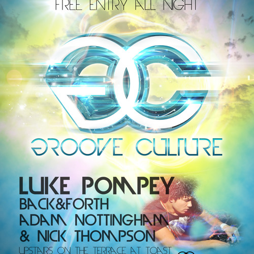 GROOVE CULTURE VOL-2 Mixed By Nick Thompson